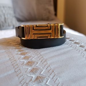Tory Burch Fitbit Double Wrap Band